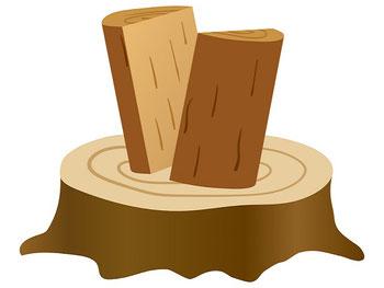 材木 集成材