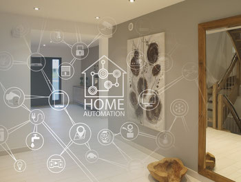 Um den Wünschen der Kunden entgegenzukommen, stattet Schwabenhaus seine Fertighäuser ab sofort mit Smart Home-Technologien aus. Foto: Schwabenhaus