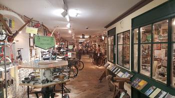 Fritz Hurtl, Das Fahrradmuseum, Fahrrad Museum Retz, Retz, Fahrrad, Fahrradmuseum, Ausflugsziel, NÖ-Card