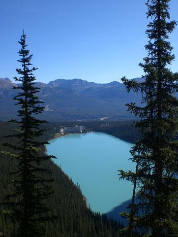 Kanada Beste Reisezeit Rocky Mountains