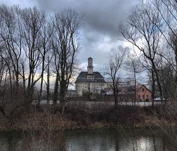 """Die """"große"""" Kunstmühle in Rosenheim"""
