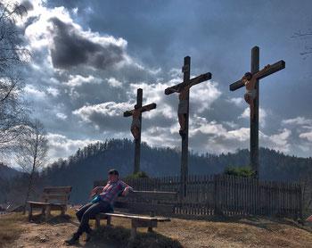 Kreuzigungsgruppe Birkenstein