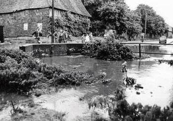 Hochwasser 1987