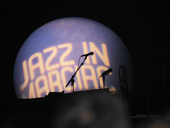 Jazz in Marciac (photo : © J. Barnouin)