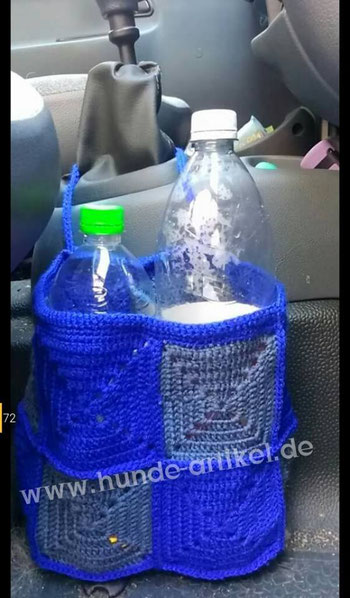 Auto Organizer Flaschenhalter - Hunde Artikel,Handarbeiten Dortmund ...