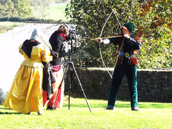 sejour medieval costume