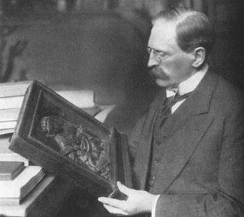 Wilhelm von Bode (1845-1929). Foto: unbekannt