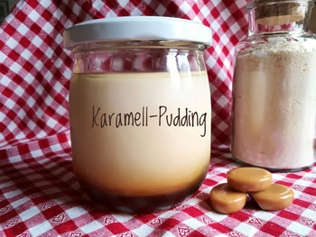 Karamellpudding Grundrezept