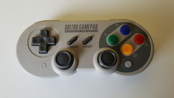 Manette bluetooth SF30 Pro Snes30 pro