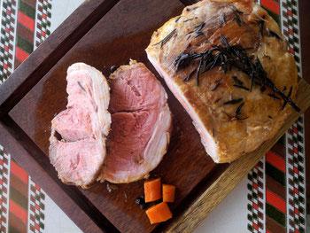 Braised Pork Leg