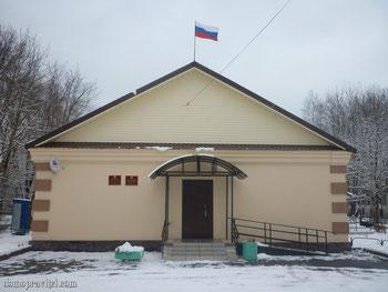 Администрация в Сяськелево