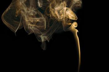 Gerüche, Geruch, flüchtige Schadstoffe, Ziegarettenrauch