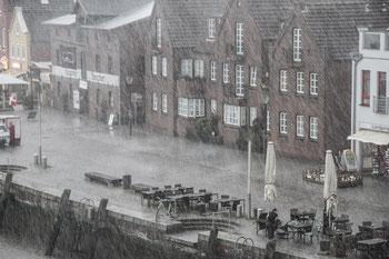 Baubiologie Kesberger Unwetter Überschwemmung