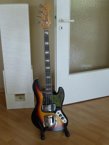 Johnny Bass Vintage Bass