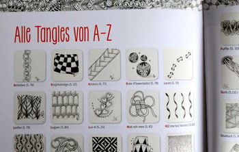 Das grosse Zentangle® Buch