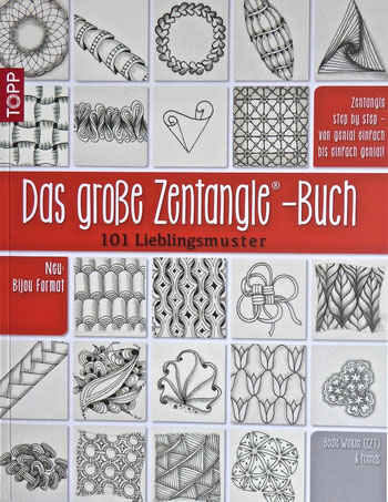 Das grosse Zentangle Buch - Titelbild