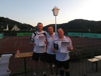 Vereinsmeister 2019  Guido Krenz / Martin Döhler