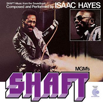 Isaac Hayes - 1971 / Shaft (B.O.)