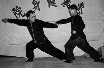 SIFU SHUM AND HIS SIHING SHUM YEU CHING