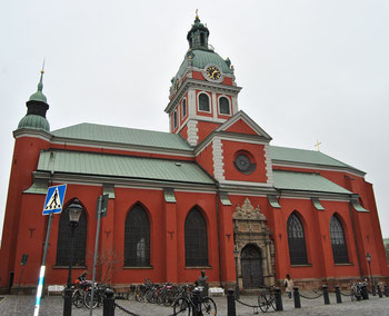 Jacobskirche Stockholm