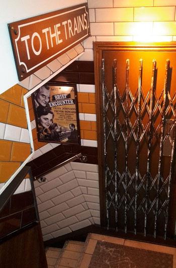 Außergewöhnliche Bars London - Cahoots