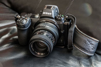 Testbericht: KIWI-Adapter M42-NikonZ mit Fujinon an Nikon Z. Foto: bonnescape