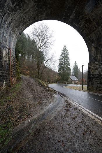 Architekturfoto Viadukt, 14 mm Brennweite, NIKON Z7, Vergleich AF-S 14-24 mm 1:2,8 G ED vs. Z 14-30 mm 1:4 S. Foto: bonnescape.de
