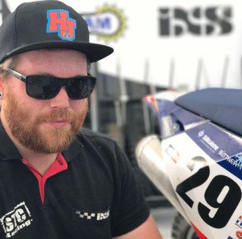 Cool und zuverlässig: Jacobi-Mechaniker Lukas Kraft
