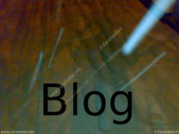 Blogtext im Schnee