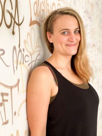 Nadine Sichelschmidt Yoga