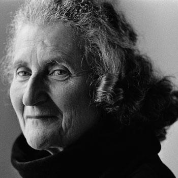 Portrait von Ruth C. Cohn