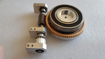 Custom-made spare parts, scientific instruments, spare and wear parts, reverse engineering