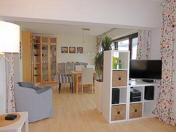 Meerblick Ferienwohnungen 41/42 auf Wangerooge,2 Schlafzimmer, Urlaub Wangerooge pur