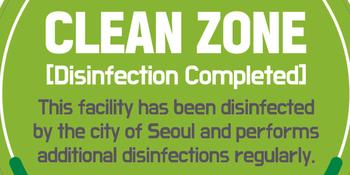 Clean zones