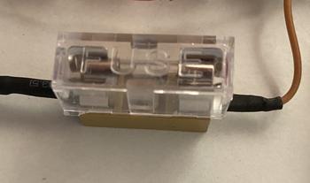 Gehäuse für Glassicherung