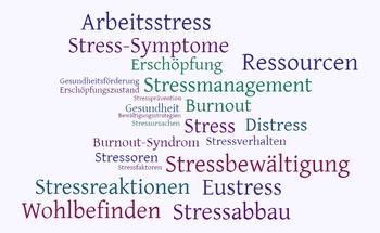 Stressbewältigung: Angebote für Seminare-Trainings-Übungen