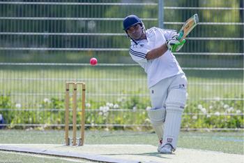 M Waridu Shahid (4) - Swiss XI (23.4.2017)