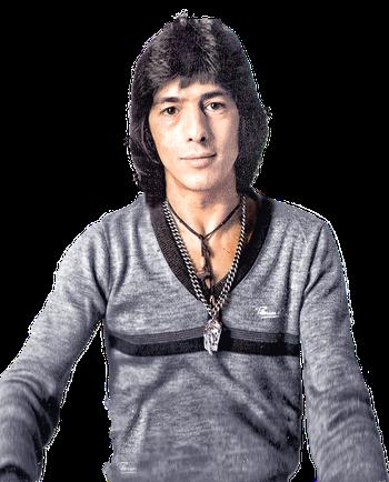 Jero en 1981