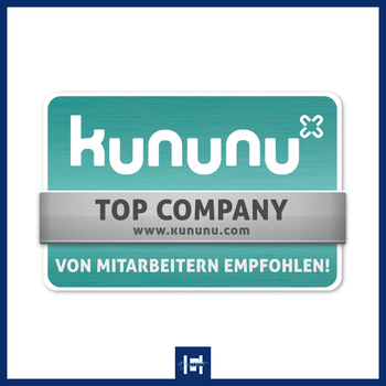 EXPERTS & TALENTS Dresden ist kununu-TopCompany