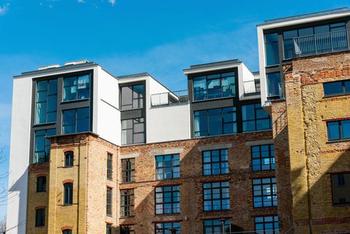 Dach-Aufstockungen auf Mehrfamilienhäusern