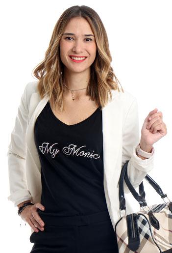 #mymonic.com #mymonic #Luxury #SwarovskiCrystals #Exclusive #Brand #Barcelona #MadeinBarcelona #camisetasconswarovski #ropa swarovski #logo #swarovski #camiseta swarovski #polo swarovski  #camisetas con mensaje