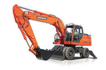 Doosan DX Excavator