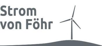 Strom aus Windkraft von der Insel Föhr