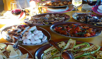 Kalabrien Rundreise Kulinarisches mit stupor mundi tours
