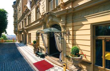 Le Palais Hotel Prague
