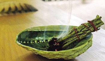 Sauge Blanche - encens naturelle- casa bien-etre