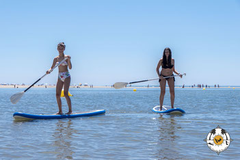 alquiler de sup o paddle surf isla canela