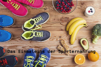 Workshop Sporternährung