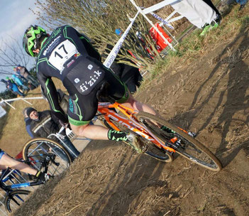 Deutschen Meisterschaft im Radcross Bensheim