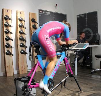 Bikefitting zur Leistungssteigerung im Triathlon